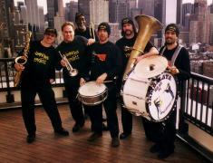 Jambalaya Brass Band New York NY