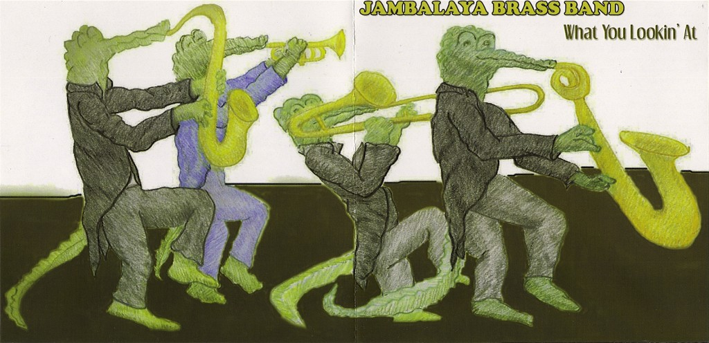 Jambalaya Brass Band New York NY