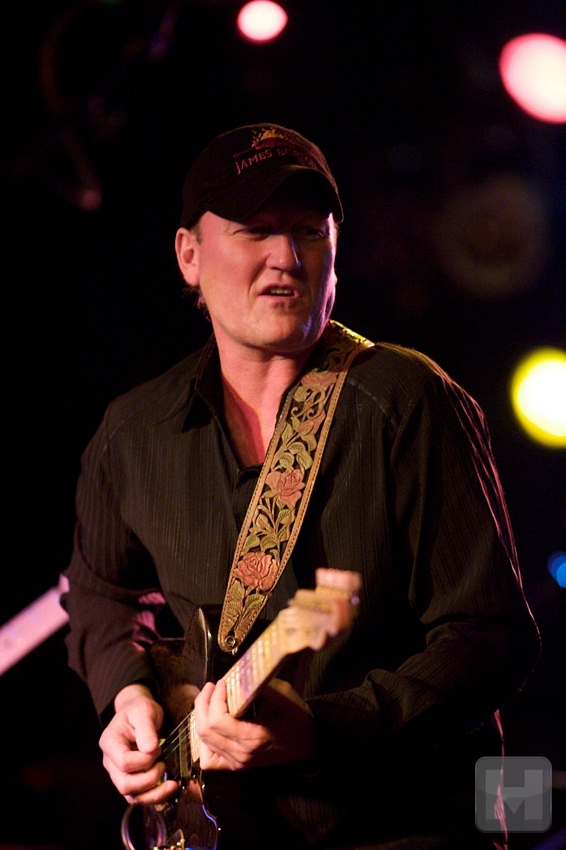 2011 Dates James Burton Tour