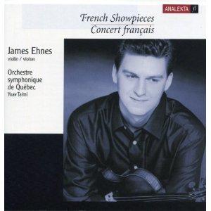 James Ehnes Dates 2011