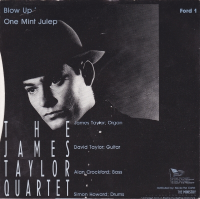 Concert James Taylor Quartet