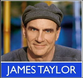 James Taylor 2011 Tour Dates