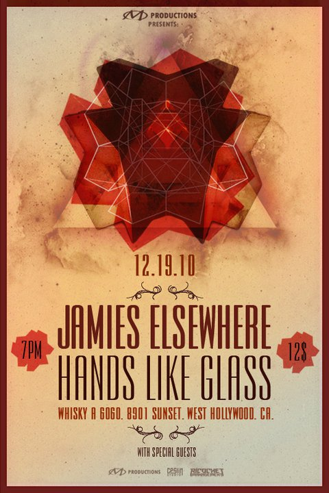 Jamie S Elsewhere Concert