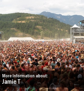 2011 Tour Jamie T Dates
