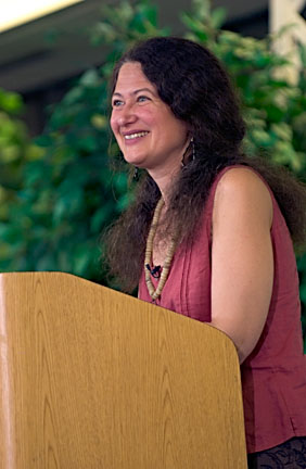 Jane Hirshfield 2011