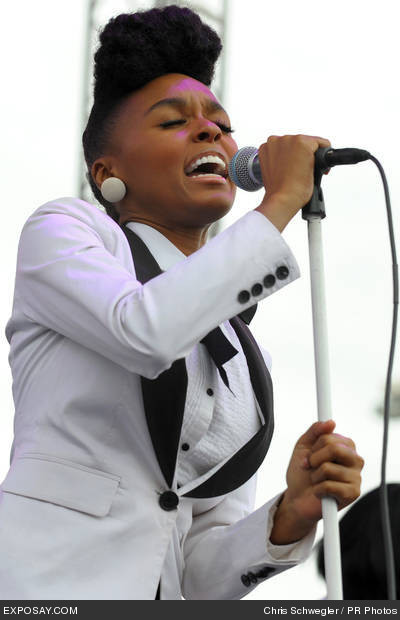 Janelle Monae 2011 Tour Dates