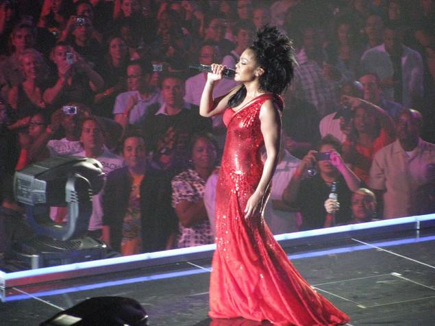 2011 Janet Jackson Show