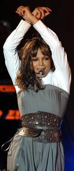 Show 2011 Janet Jackson