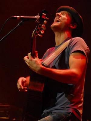 Jason Mraz Berkeley Tickets