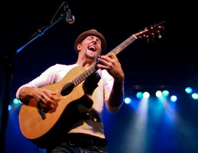 Tickets Show Jason Mraz