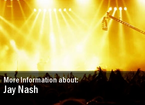 2011 Jay Nash Tour Dates
