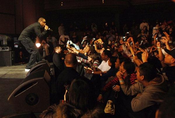 Jay Sean Show 2011