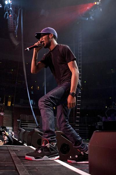 Show Jay Sean 2011