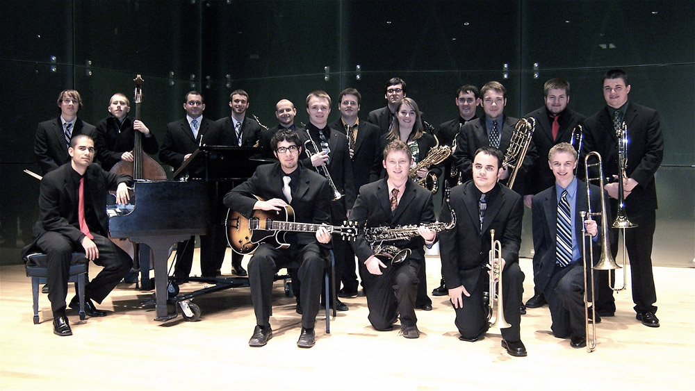 Dates 2011 Jazz Ensemble Tour