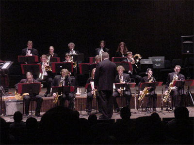 Jazz Ensemble Stewart Theatre