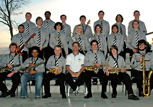 Jazz Ensemble 2011 Dates