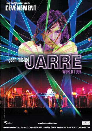 Jean Michel Jarre 2011