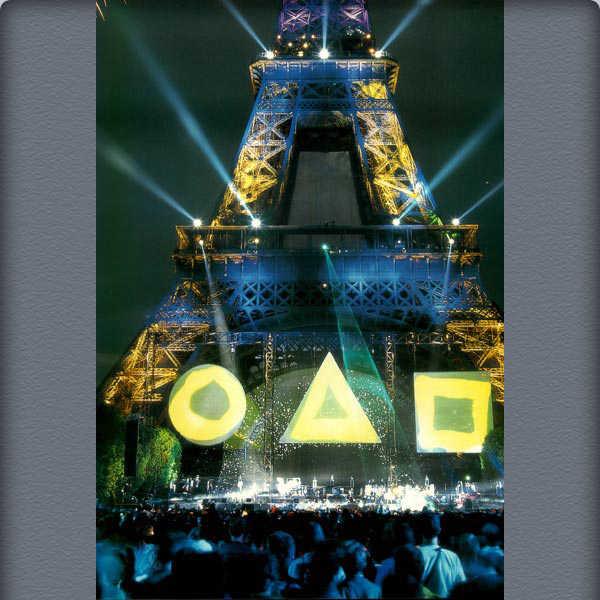 Jean Michel Jarre Tour Dates 2011