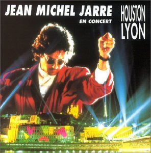 Tickets Show Jean Michel Jarre