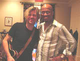 Dates Tour 2011 Jeff Golub