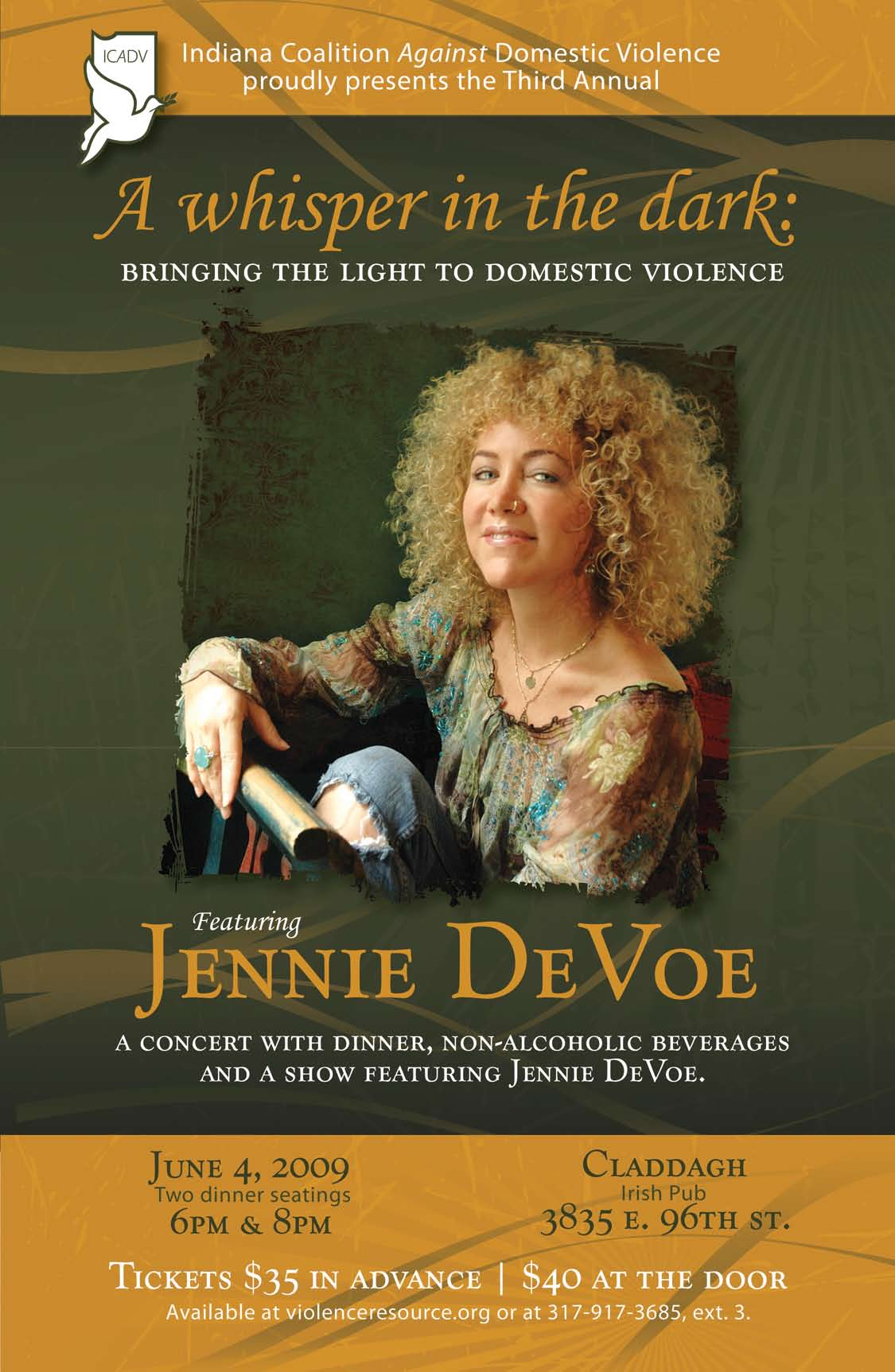 Tickets Jennie Devoe Show