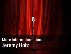 Concert Jeremy Hotz