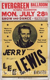 Jerry Lee Lewis Choctaw