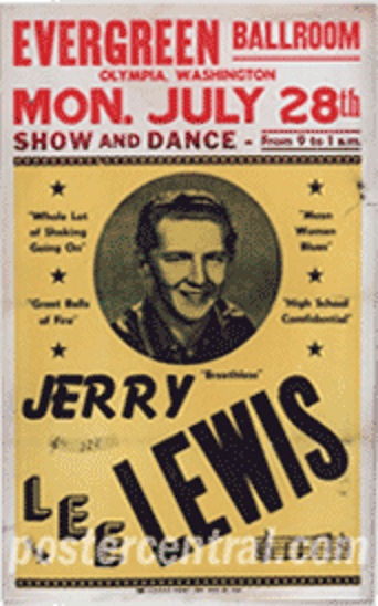 Jerry Lee Lewis Riverwind Casino