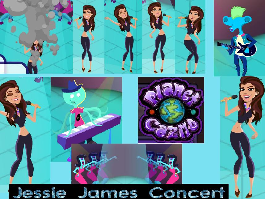 Jessie James Tickets New Orleans