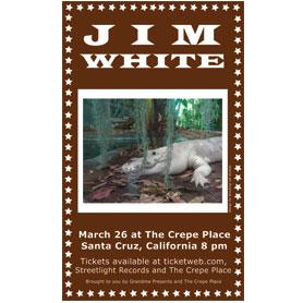 Concert Jim White