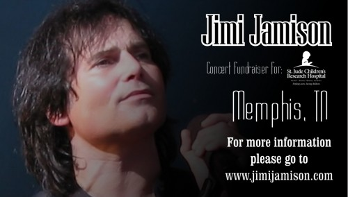 Jimi Jamison 2011 Dates Tour