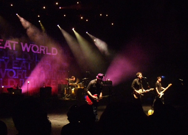 Dates Jimmy Eat World 2011 Tour