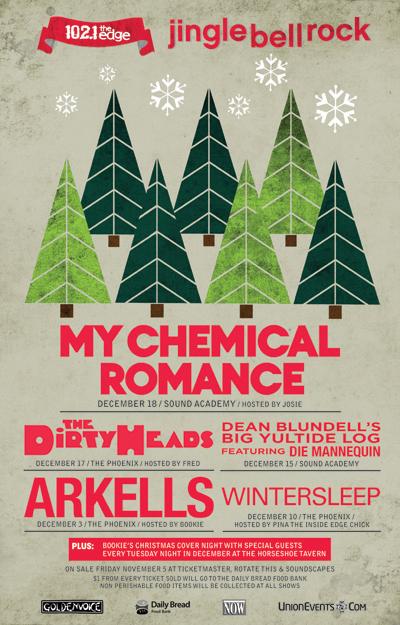 2011 Jingle My Bells Festival Dates