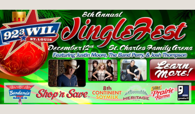 Jinglefest Tickets Family Arena