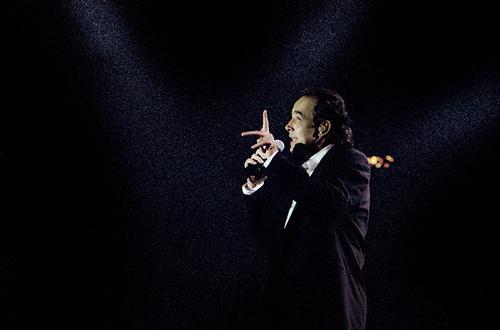 Joan Manuel Serrat Show 2011