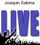 Concert Joaquin Sabina