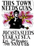2011 Show Jocasta Sleeps