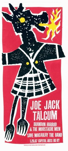 Joe Jack Talcum Tickets Omaha