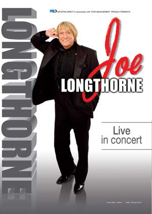 2011 Joe Longthorne Show