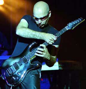 2011 Dates Joe Satriani