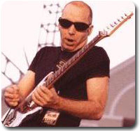 2011 Dates Joe Satriani Tour