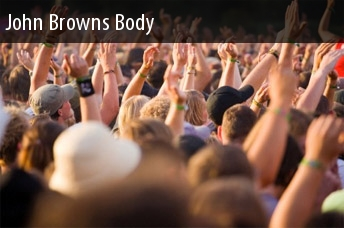 John Browns Body Tickets Cats Cradle