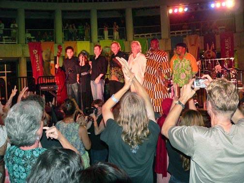 2011 John Densmore Show