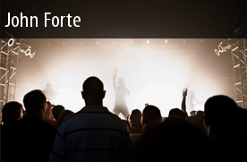 John Forte Tickets Ruderzentrum Allermoehe