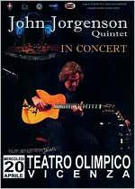 John Jorgenson Tickets Show