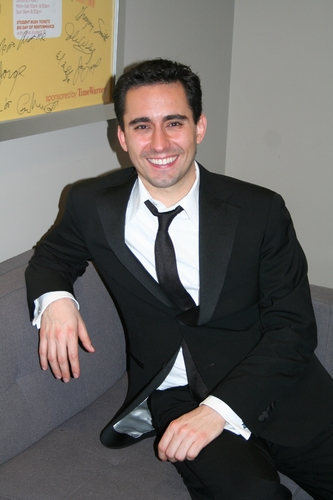 John Lloyd Young The Allen Room At Lincoln Center