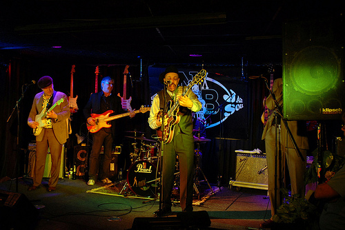 Dates John Primer 2011 Tour