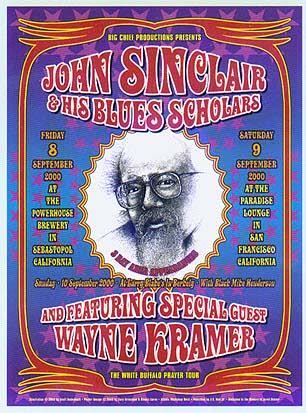 John Sinclair Concert