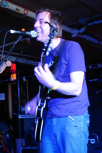 John Vanderslice Brighton Music Hall Ma Tickets