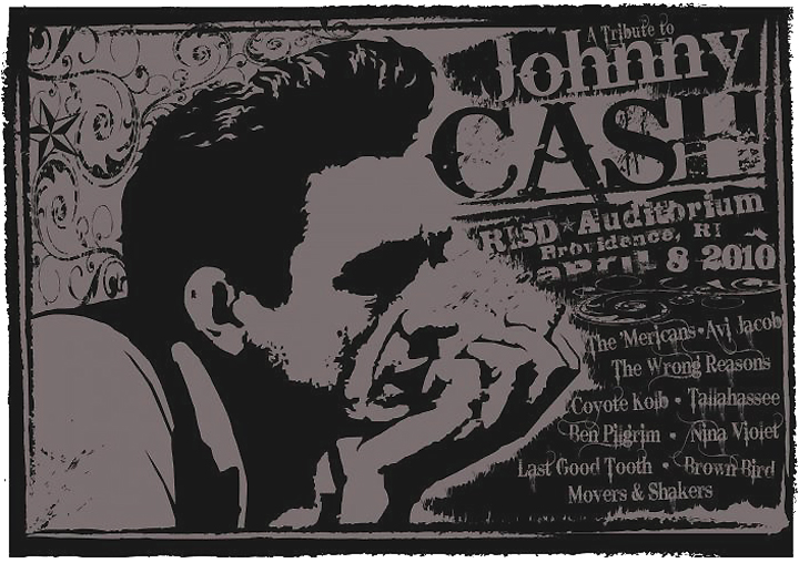 Concert Johnny Cash Tribute
